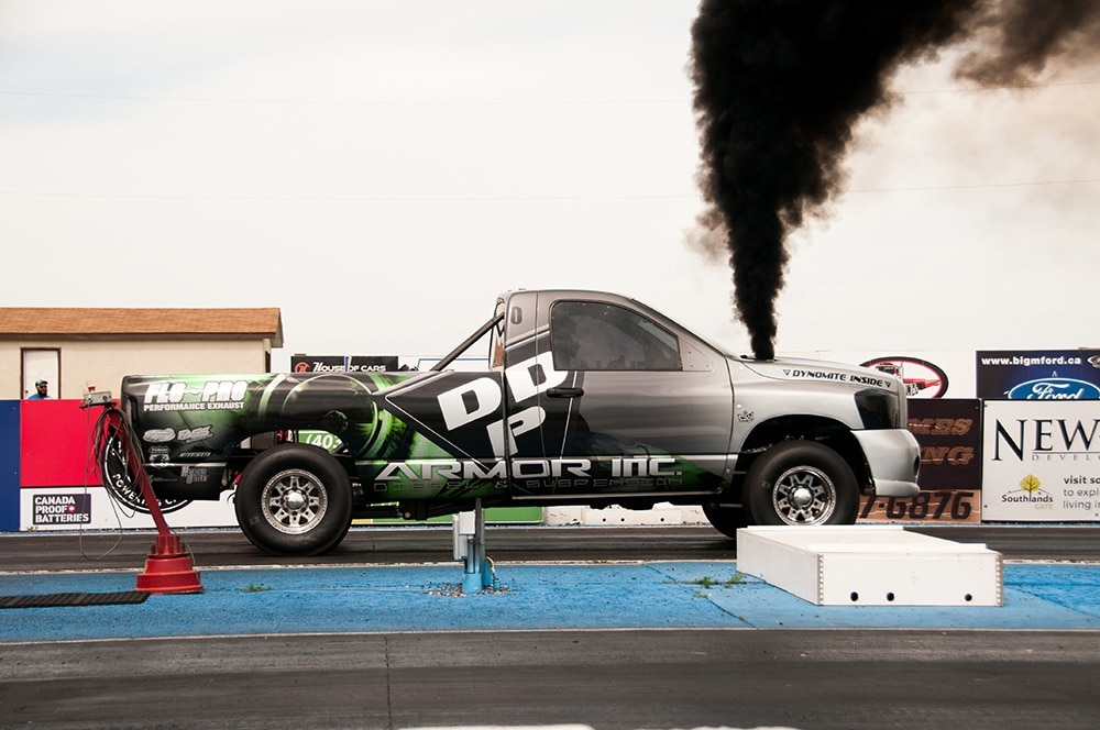 Armor Inc Performance truck