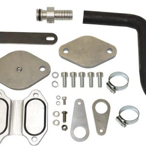2007.5-18 CUMMINS EGR COOLER DELETE KIT
