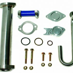 2003-07 POWERSTROKE EGR COOLER AND VALVE DELETE WITH UPPIPE