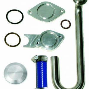 2003-07 POWERSTROKE EGR COOLER AND VALVE DELETE WITHOUT UPPIPE