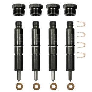 Cummins P-Pump 4BT Stage 1 Injector Set Dynomite Diesel